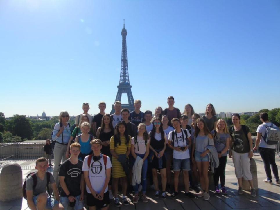 Unterricht Französisch Weidigschule