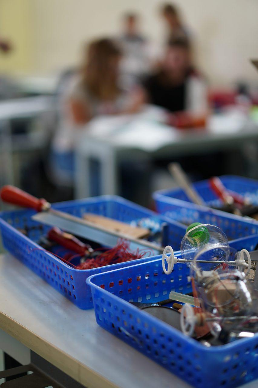 NaWi Klassen Weidigschule