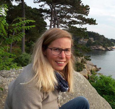 Sportfachleiterin Anika Egerer